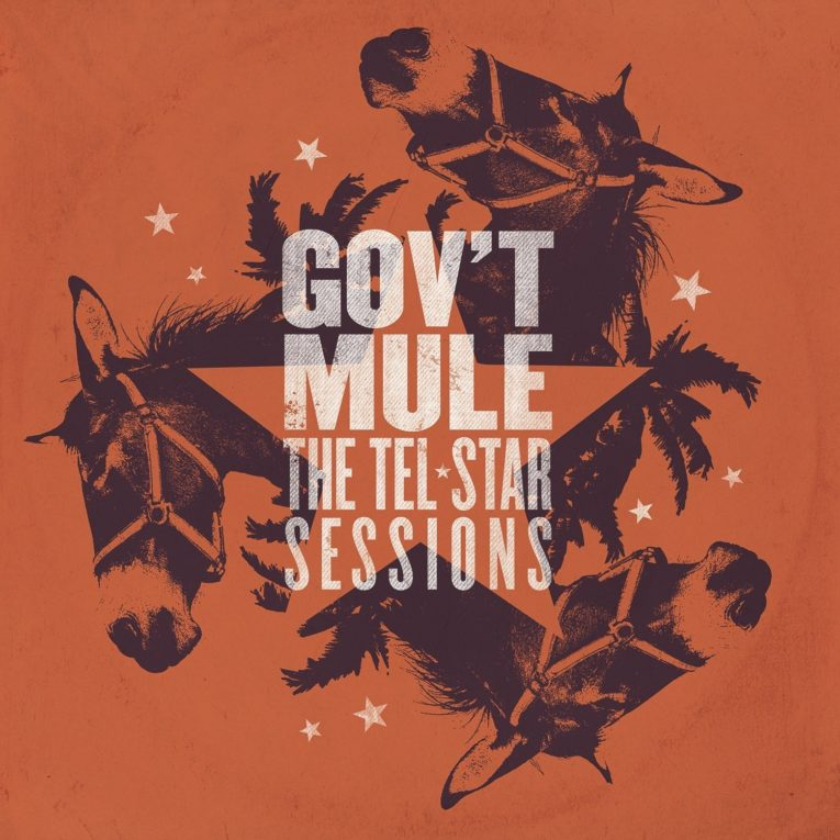 Album Review: Gov't Mule: The Tel-Star Sessions - ROCK AND ...
