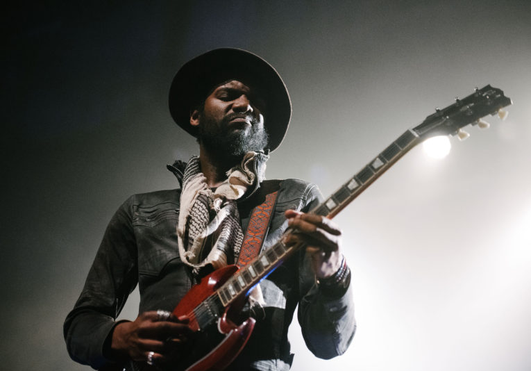 album review gary clark jr live north america 2016 rock and blues muse with martine ehrenclou. Black Bedroom Furniture Sets. Home Design Ideas