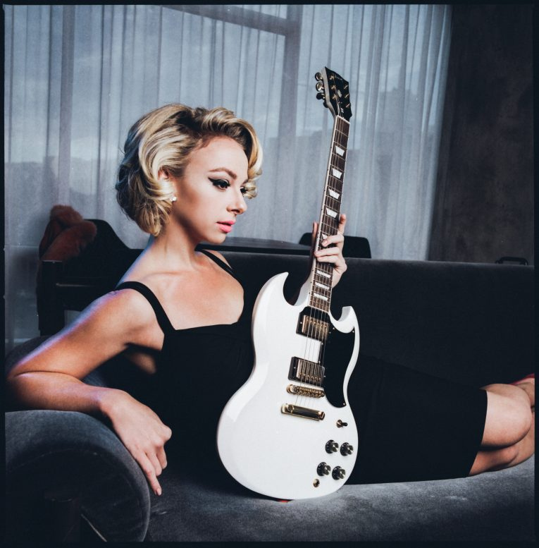 Samantha fish releases new album belle of the west nov for Samantha fish chills and fever