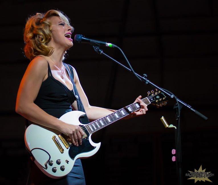 Home rock and blues muse for Samantha fish belle of the west