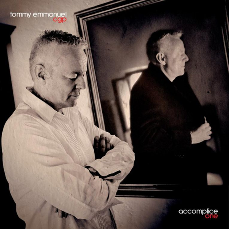 Review Accomplice One Tommy Emmanuel Rock and Blues Muse