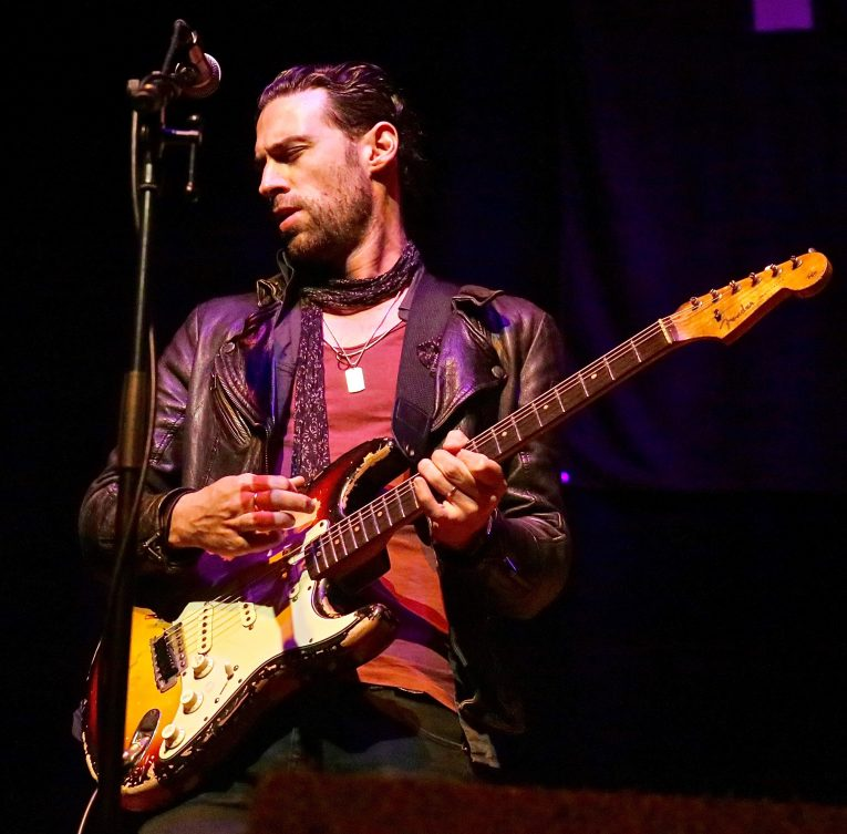 Interview, Dan Patlansky, Martine Ehrenclou, Rock and Blues Muse,