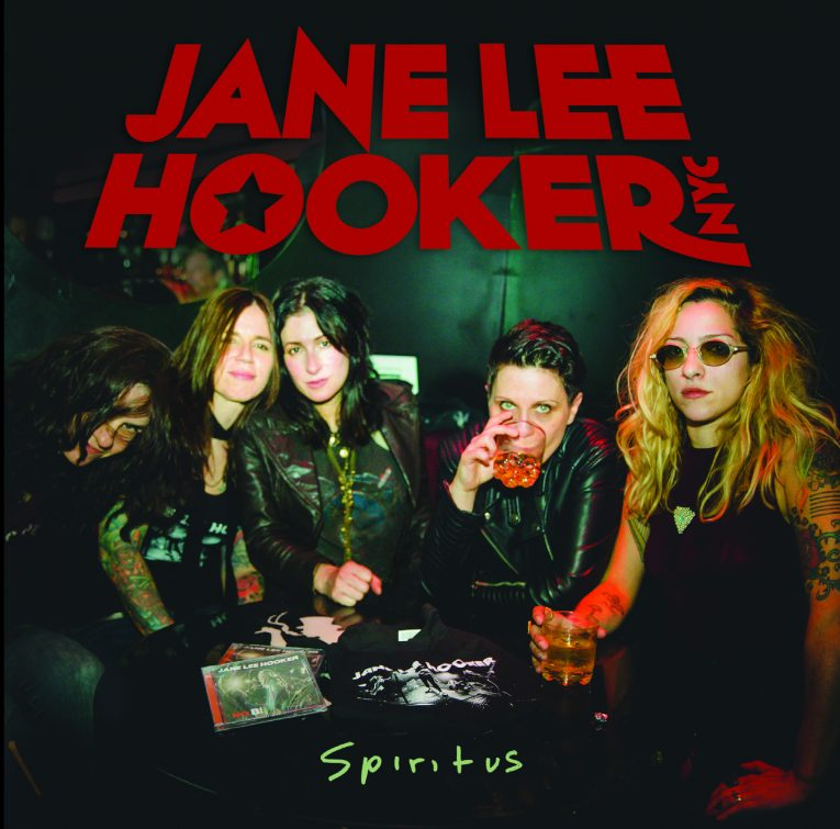 Jane Lee Hooker, Spiritus, album review, Rock and Blues Muse
