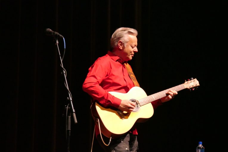 Tommy Emmanuel, concert review, Martine Ehrenclou, Rock and Blues Muse