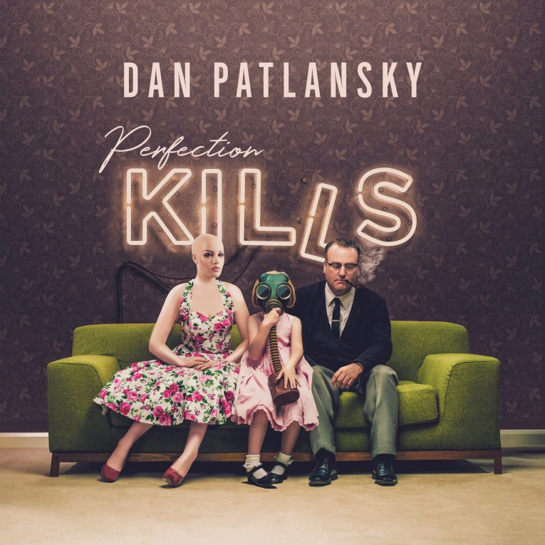 Album review, Perfection Kills, Dan Patlansky, Scott Bampton, Rock and Blues Muse