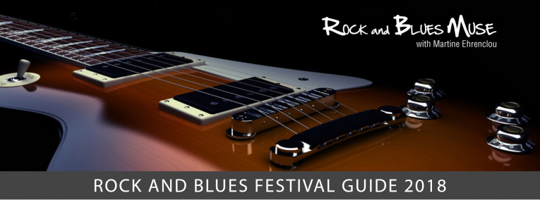 2018 Rock and Blues Festival Guide