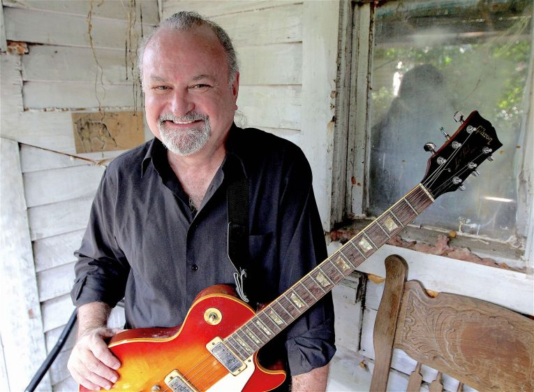Tinsley Ellis, new video, Rock and Blues Muse
