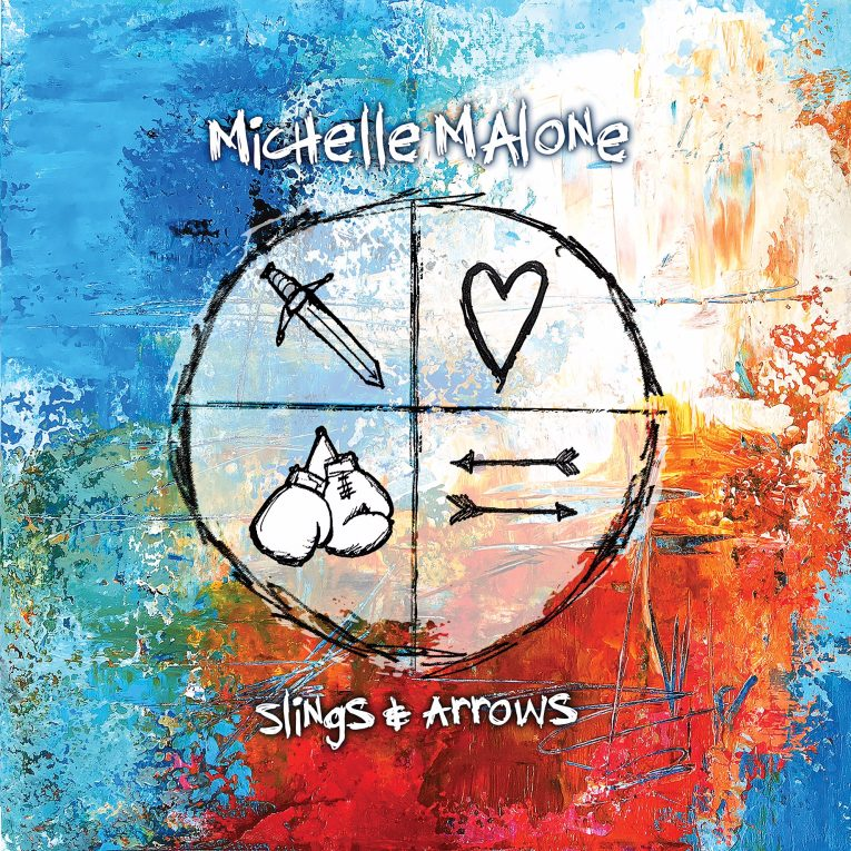 Michelle Malone - Slings & Arrows