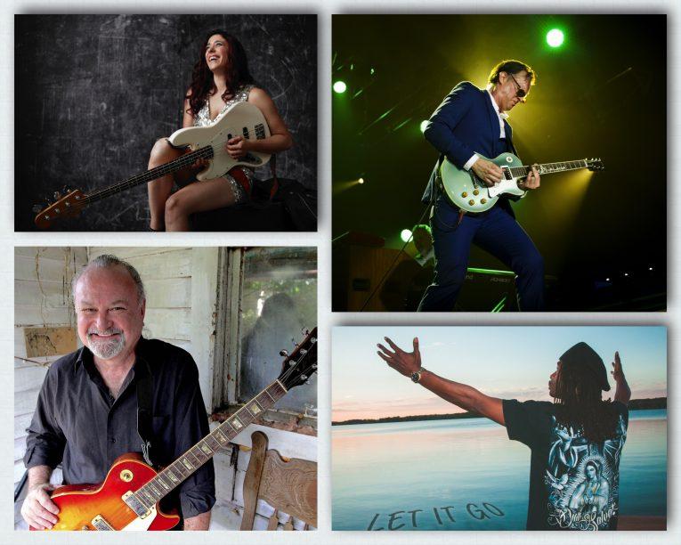Our Top 10 Blues Rock songs so far, Rock and Blues Muse, Joe Bonamassa, Danielle Nicolle, Tinsley Ellis, Bernard Allison, Black Stone Cherry, Blackberry Smoke, Victor Wainwright