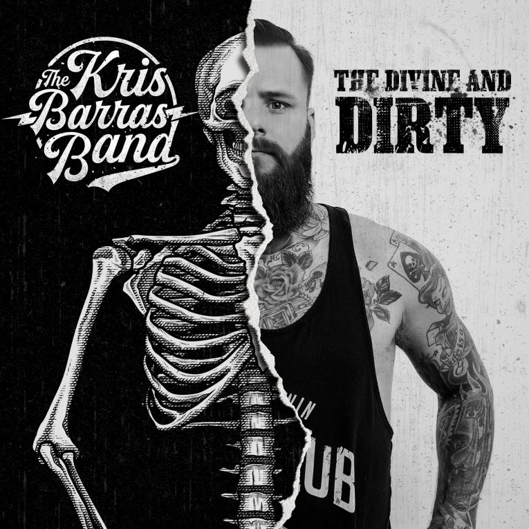 Album review, The Divine and Dirty, Kris Barras Band, Rock and Blues Muse