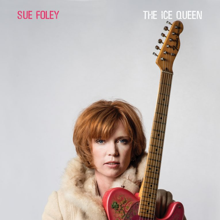 Sue Foley, Ice Queen, album review, Rock and Blues Muse