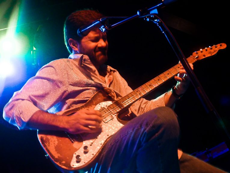 Night Train, Tab Benoit, Video of the Week, Rock and Blues Muse