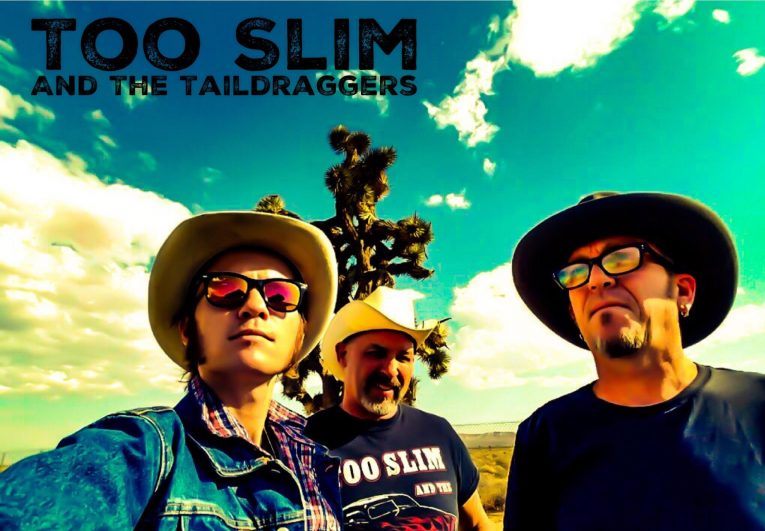 Too Slim And The Taildraggers Tour
