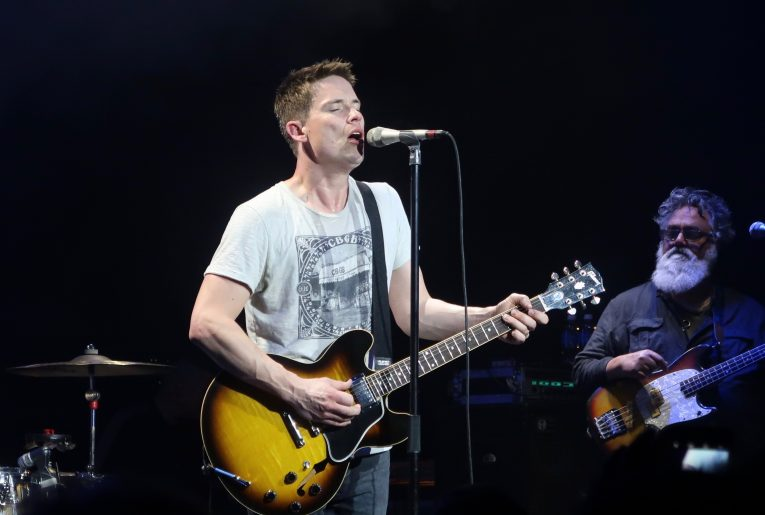Concert review, Jonny Lang, The Canyon, Martine Ehrenclou, Rock and Blues Muse