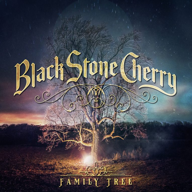 AFamily tree, Black Stone Cherry, album review, Rock and Blues Muse