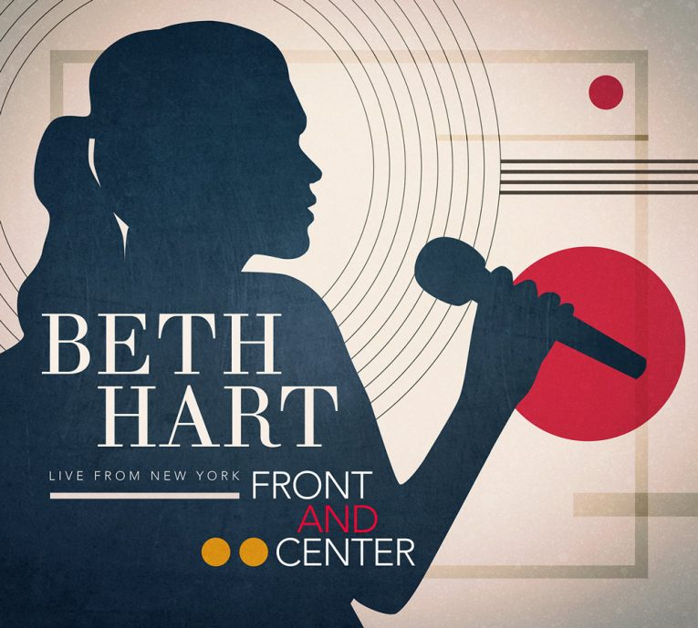 Front and Center, Beth Hart, album review, Rock and Blues Muse