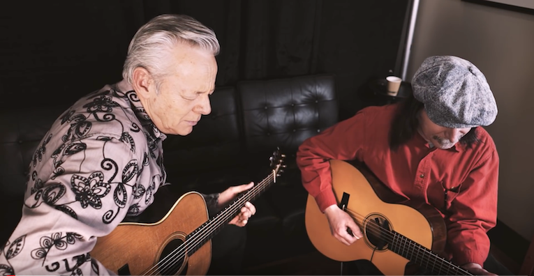 "Tommy Emmanuel, Jack Pearson, ""Tittle Tattle"", new video, Rock and Blues Muse"