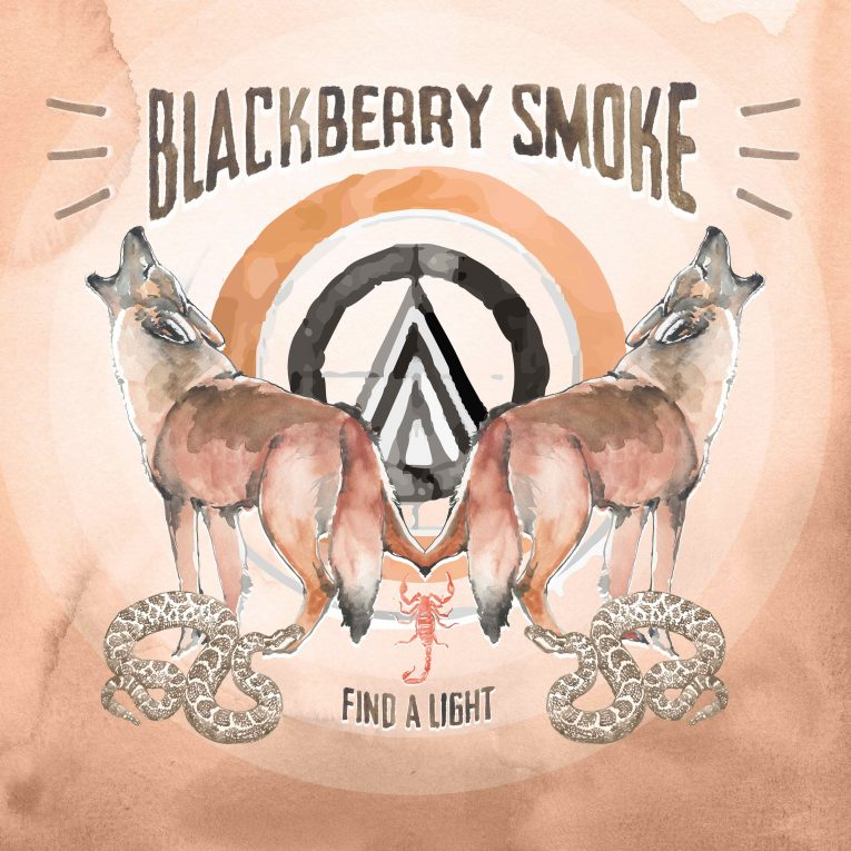 album review, Find a Light, Blackberry Smoke, Rock and Blues Muse