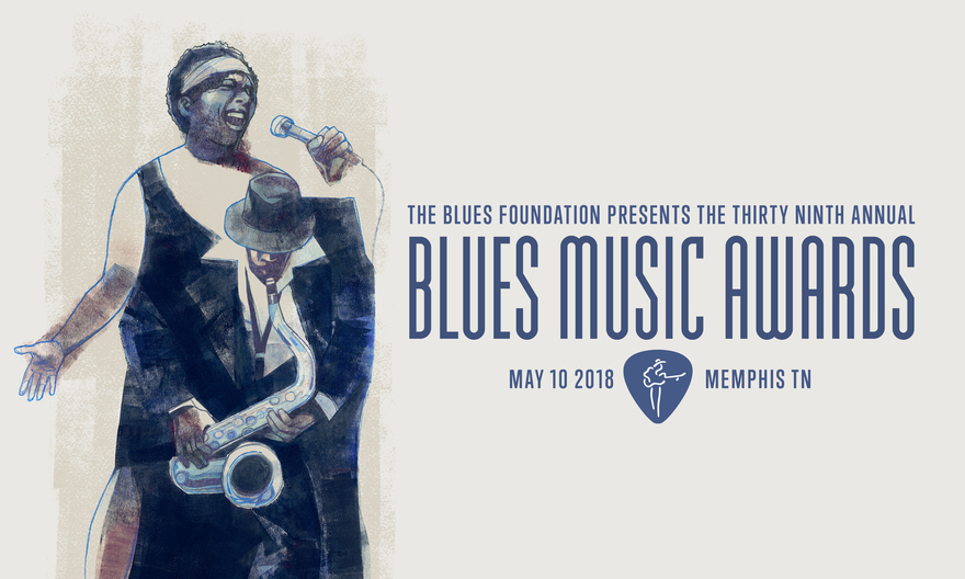 Blues Music Awards 2018, announcement of winners, Rock and Blues Muse
