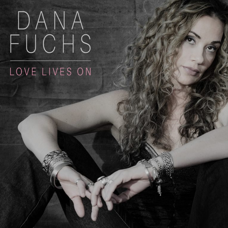 Album review, Love Lives On, Dana Fuchs, Rock and Blues Muse