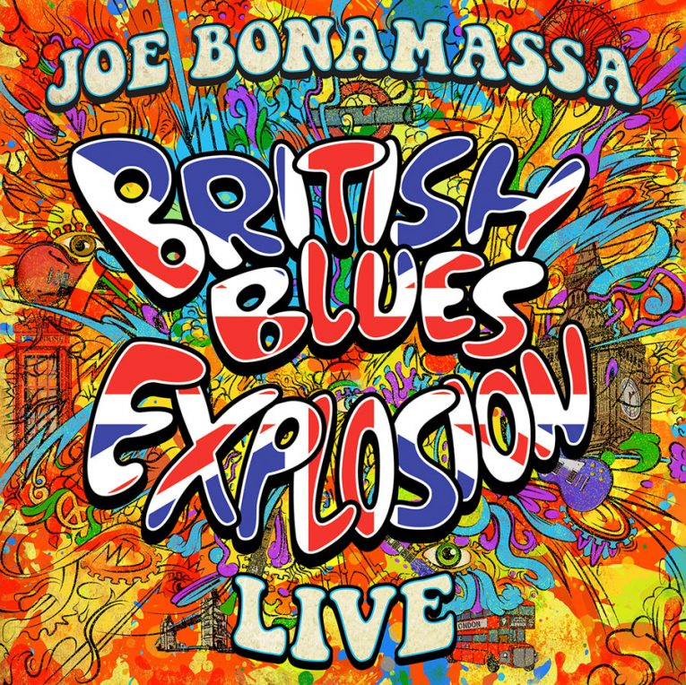 Album review, British Blues Explosion Live, Joe Bonamassa, Rock and Blues Muse