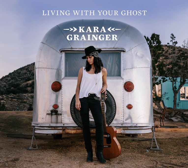 Kara Granger, Living With Your Ghost, Album Review, Rock and Blues Muse