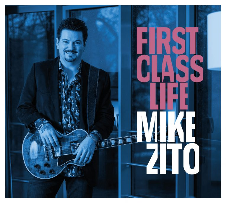 Album review, First Class Life, by Mike Zito, Rock and Blues Muse