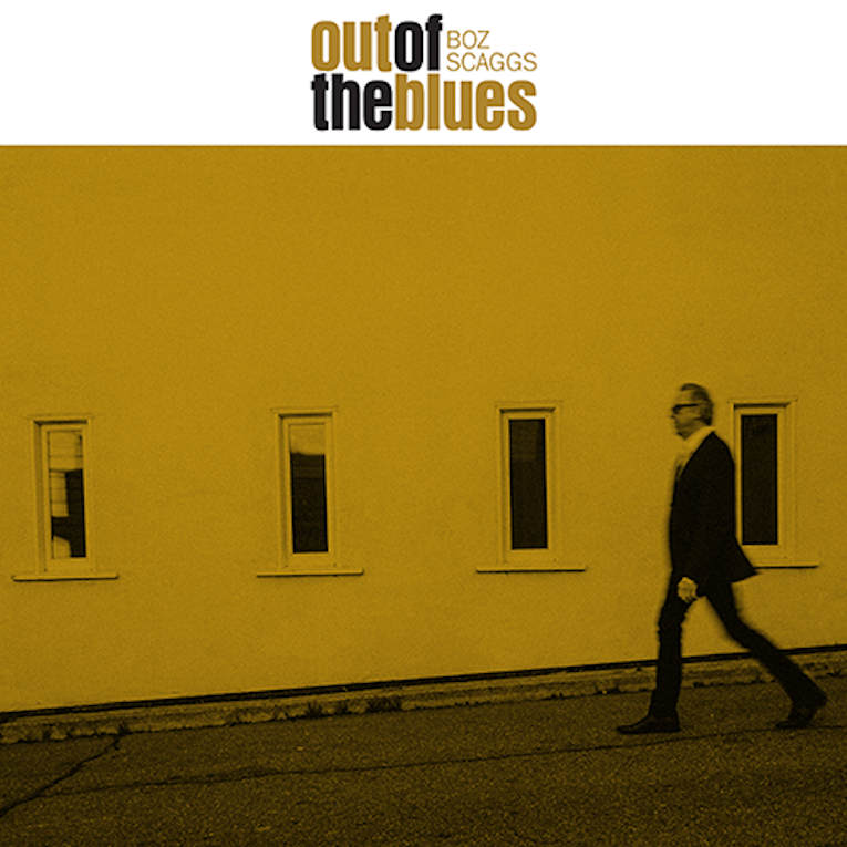 Boz Scaggs, new album announcement, Out of The Blues, Rock and Blues Muse