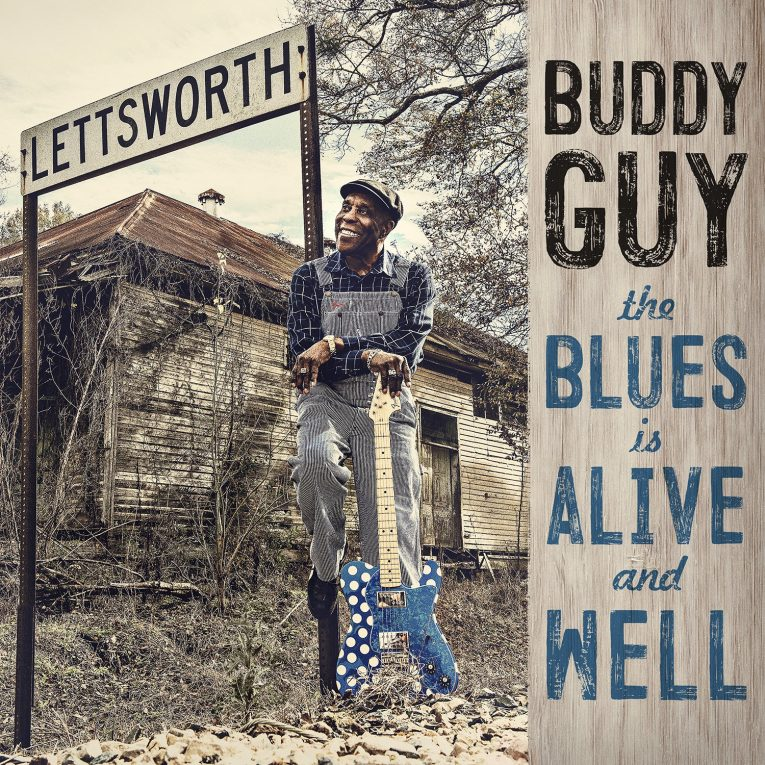 Buddy Guy, New Single, Cognac, Keith Richards, Jeff Beck, Rock and Blues Muse