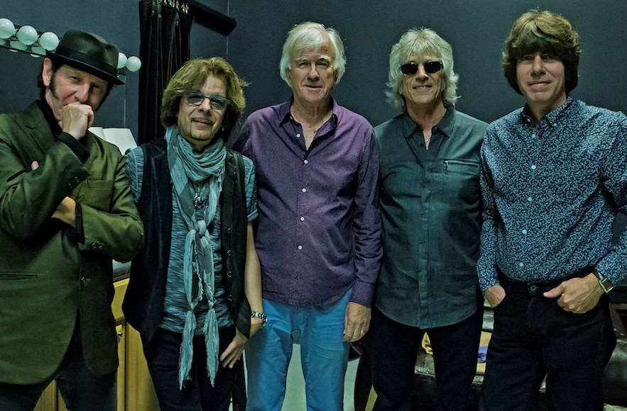 Interview, Jim McCarty, Yardbirds, Kevin Porter, Rock and Blues Muse
