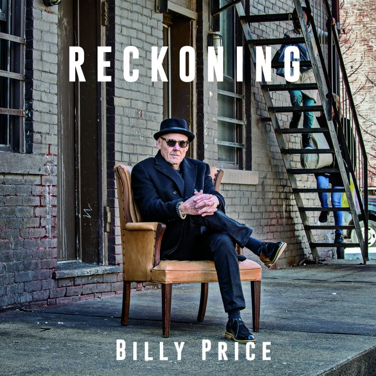 New video, Reckoning, Billy Price, Rock and Blues Muse