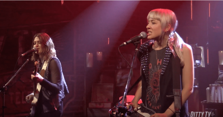 Larkin Poe, Black Betty, Video of the Week, Rock and Blues Muse