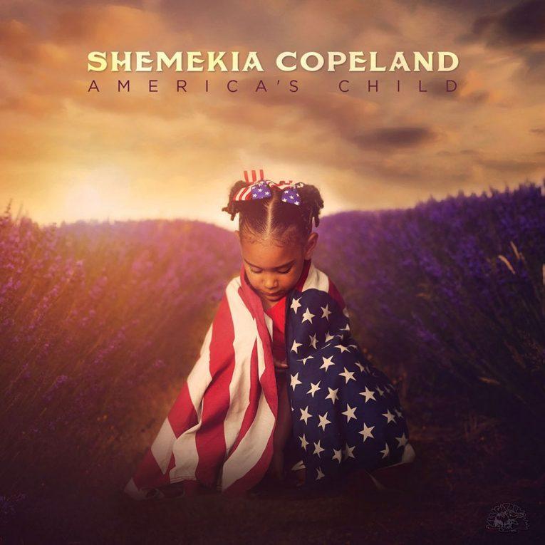 Album announcement, Shemekia Copeland, America's Child, Rock and Blues Muse