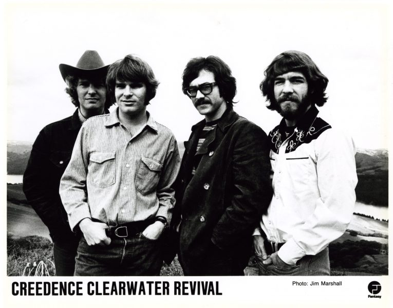 First Official video, Fortunate Son, Creedence Clearwater Revival, Rock and Blues Muse
