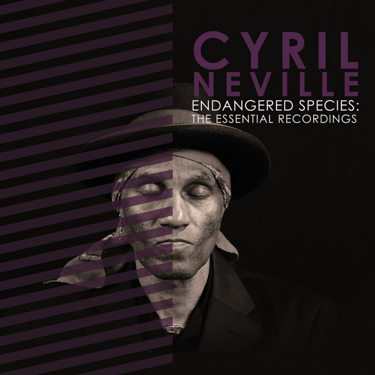 Cyril Neville, Essential Recordings, Song premiere, Rock and Blues Muse