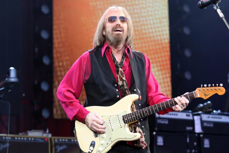 Tom Petty, American Treasure Announcement, Rock and Blues Muse