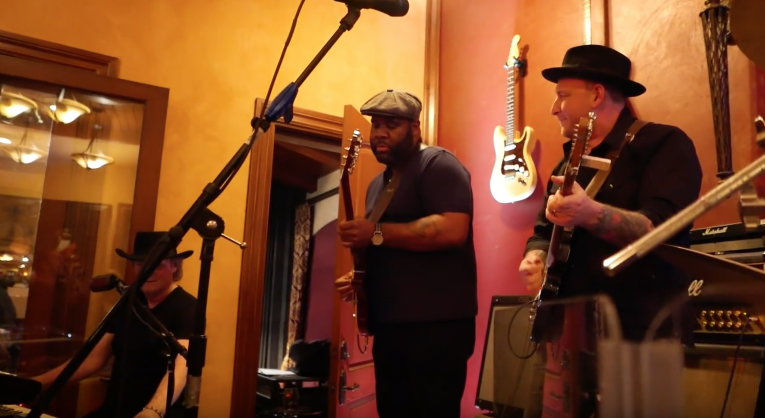Video of the Week, Crosscut Saw, Josh Smith, Kirk Fletcher, Joe Bonamassa, Rock and Blues Muse