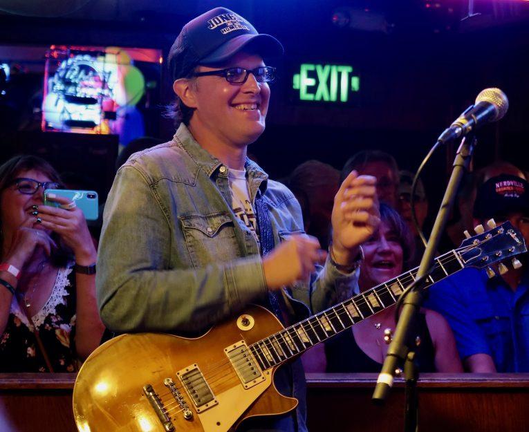 Gig review, Joe Bonamassa, Jimmy Vivino, Cadillac Zack's 11-Year Anniversary Blues Bash, Maui Sugar Mill, Martine Ehrenclou, Rock and Blues Muse