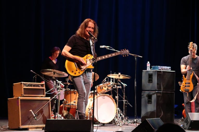 Gig review, Robben Ford, Los Angeles, Martine Ehrenclou, Rock and Blues Muse