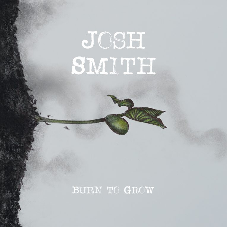 Album review, Burn To Grow, Josh Smith, Tom O'Connor, Rock and Blues Muse