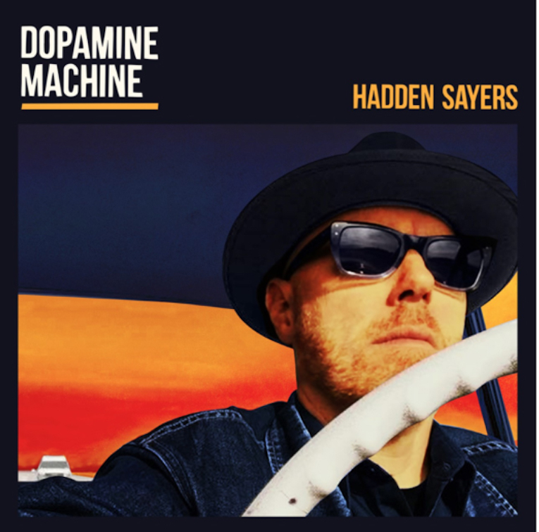 Review, Dopamine Machine, Hadden Sayers, Rock and Blues Muse