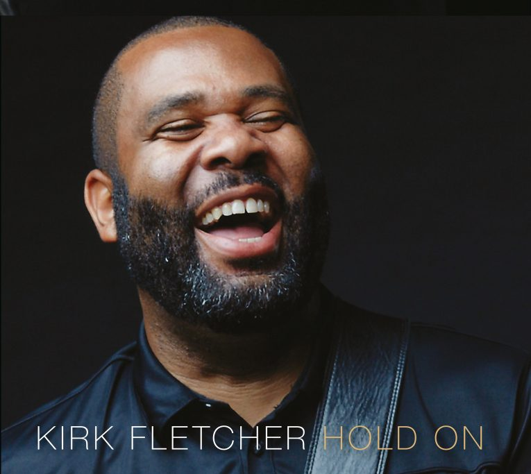 Album review, Hold On, Kirk Fletcher, Martine Ehrenclou, Rock and Blues Muse