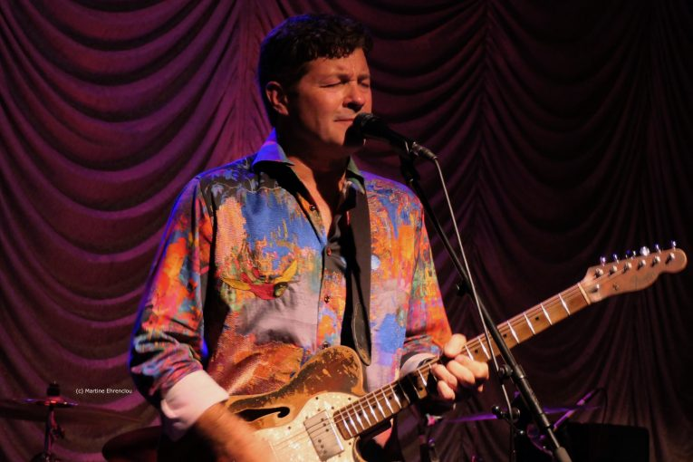 Gig Review, Tab Benoit, Martine Ehrenclou, Rock and Blues Muse