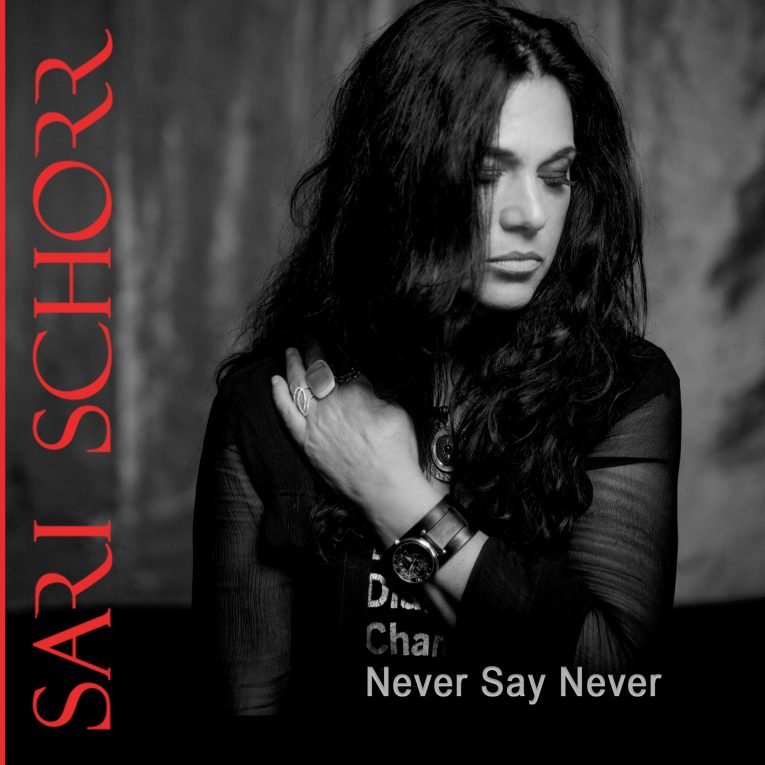 Album review, Never Say Never, Sari Schorr, Tom O'Connor, Rock and Blues Muse