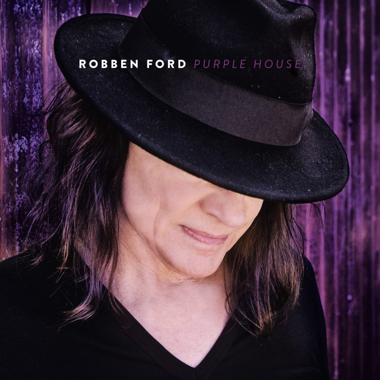 Review, Purple House, Robben Ford, Martine Ehrenclou, Rock and Blues Muse