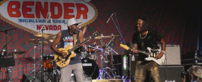 Video of the Week, Eric Gales Mr Sipp, Rock and Blues Muse