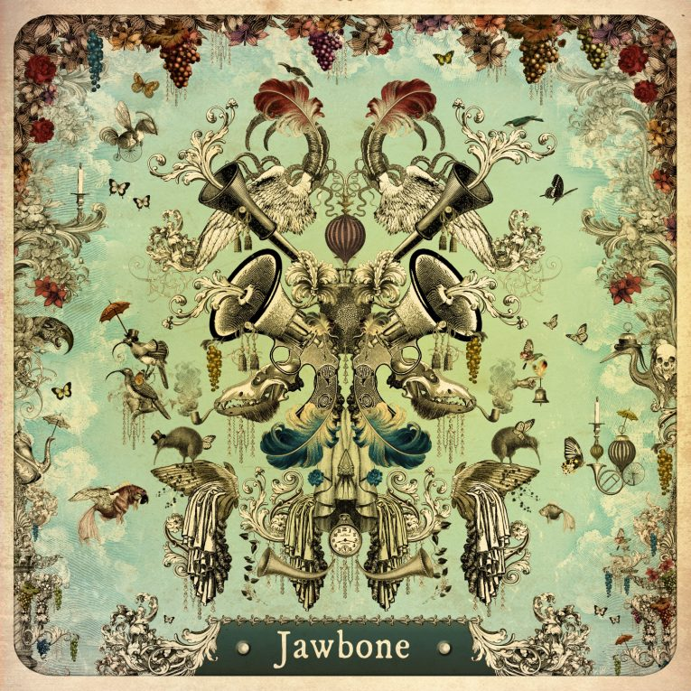 album review, Jawbone, Rock and Blues Muse
