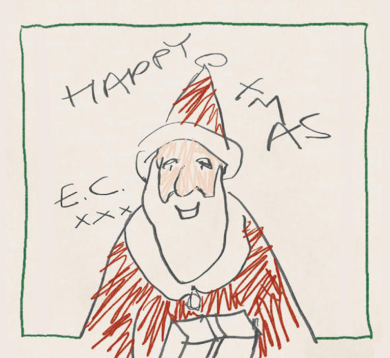 Review, Eric Clapton, Merry Xmas, Rock and Blues Muse