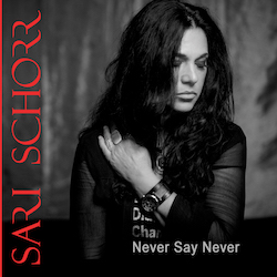 SARI SCHORR, <em>Never Say Never</em>, Top 20 albums 2018, Rock and Blues Muse
