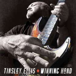 Tinsley Ellis, Winning Hand, Top 20 Albums 2018, Rock and Blues Muse